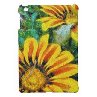 Sun and Flower iPad Mini Cover