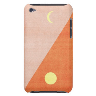 Sun and Moon Barely There iPod Cases