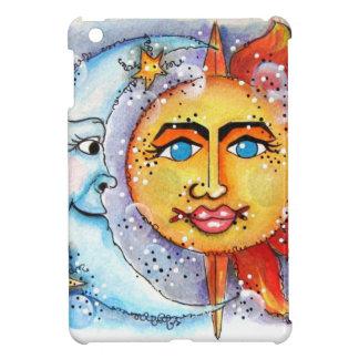 Sun and Moon Design Case For The iPad Mini