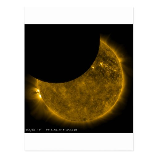 Sun and Moon Post Cards