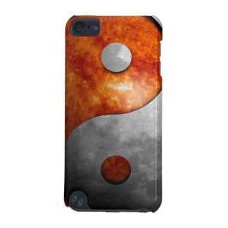 Sun and Moon Yin and Yang Symbol iPod Touch 5G Case