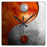 Sun and Moon Yin Yang (Customisable)