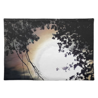 Sun And Pin Oaks Placemat