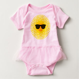 Sun and Shades Baby Bodysuit