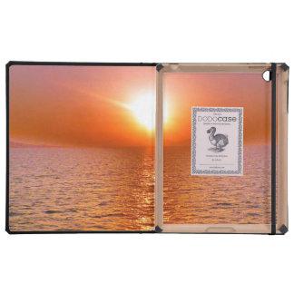 Sun and the Ocean iPad Folio Cover