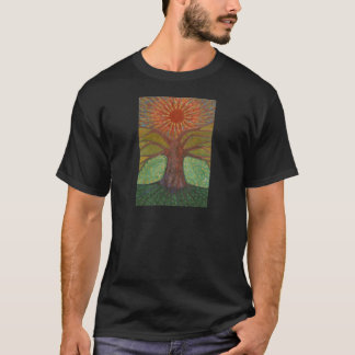 Sun And Tree T-Shirt