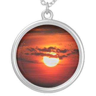 Sun Ball Pendants