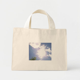 Sun Beam and Clouds Bag
