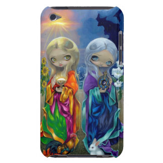 """""""Sun Child and Moon Child"""" iPod Touch Case"""