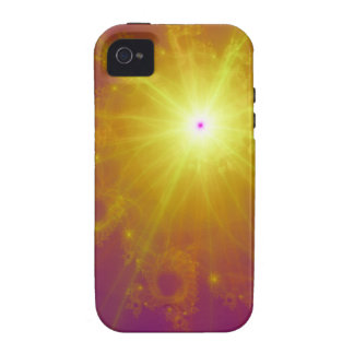 Sun Child Fractal Art iPhone 4/4S Cover