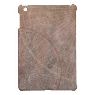 Sun Circles iPad Mini Cover