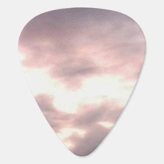 Sun Cloud Guitar Picks Pack of 5 Plectrum