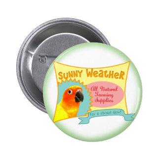 Sun Conure Advertisement Button