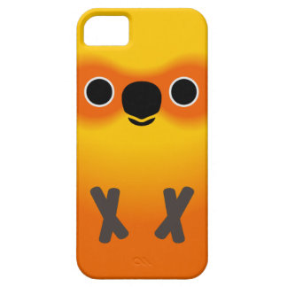 Sun Conure Case For The iPhone 5
