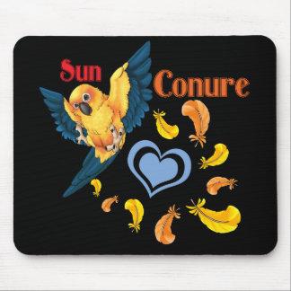 Sun Conure Cutie Mouse Pad