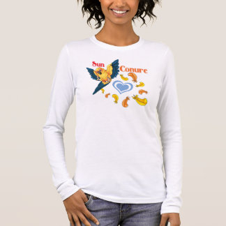 Sun Conure Cutie T-Shirt (lt)