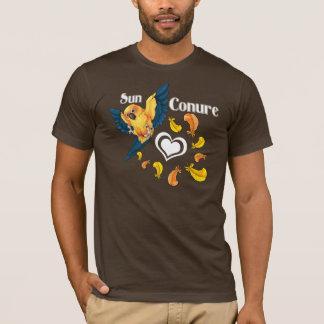 Sun Conure T-shirt (Dark)