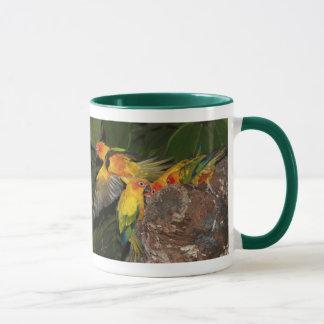 Sun Conures Mug