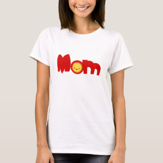 Sun Cute Mum Family Couple T-Shirt