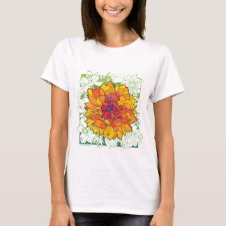 Sun Dahlia T-Shirt