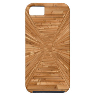 Sun Deck - Wooden Box Illusion #2 iPhone 5 Covers