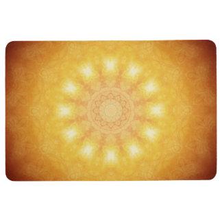 Sun Dial Floor Mat
