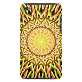 Sun Disc Mandala Barely There iPod Covers