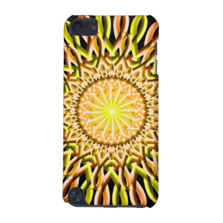 Sun Disc Mandala iPod Touch (5th Generation) Covers