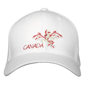 sun dragon Canada, Embroidered Hats