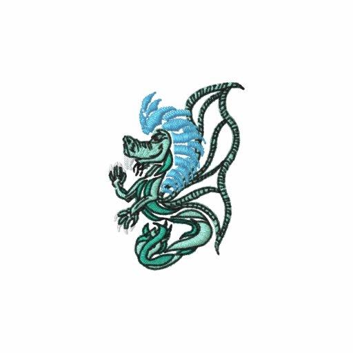 sun dragon golf shirt embroidered polo shirt