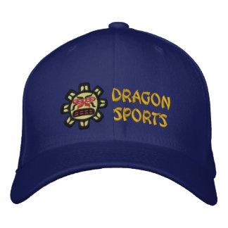 Sun Dragon Sports Embroidered Baseball Caps