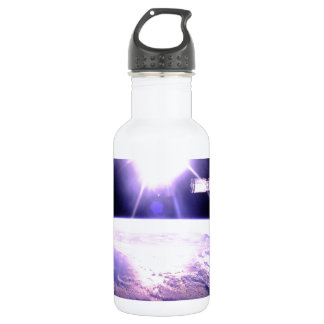 Sun Earth and space shuttle 532 Ml Water Bottle