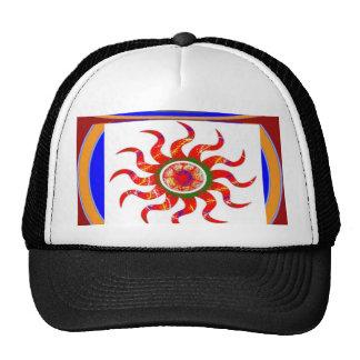 SUN Energy Chakra Graphics Cap