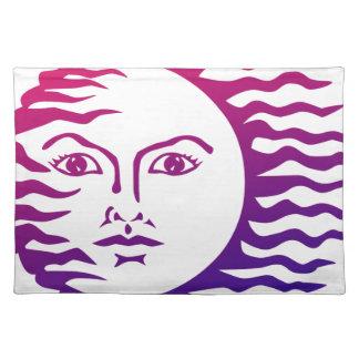 Sun Face Placemat