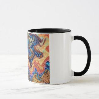 Sun Fire Mug