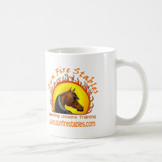 Sun Fire Stables Drinkware Coffee Mug
