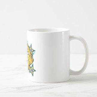 Sun Fish & Stars Coffee Mug