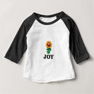 sun flower joy hope baby T-Shirt