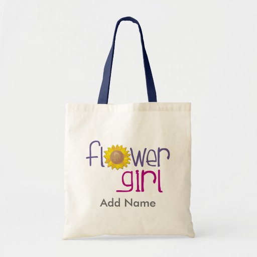 Sun Flowergirl T-shirts and Gifts Bag