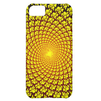 Sun Fractal iPhone Case