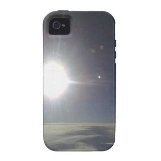 Sun from a plain iPhone 4/4S case