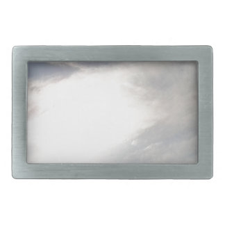 Sun Glow Rectangular Belt Buckles