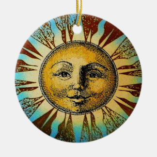 Sun God Ornament