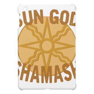 Sun God Shamash iPad Mini Cover