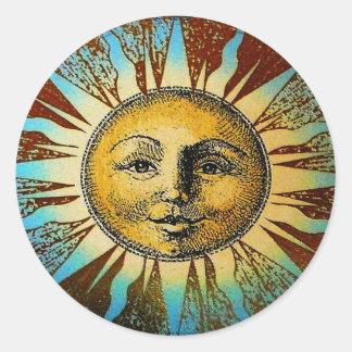 Sun God Sticker