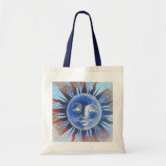 Sun God Sun Face gifts Tote Bag