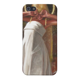 Sun Goddess iPhone 5/5S Cover