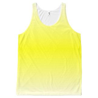 Sun Gold Graedient™ Unisex All-Over Print Tank Top