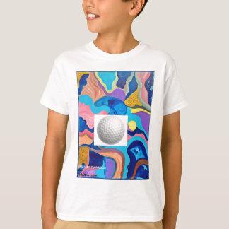 Sun Golf Ball T-shirt