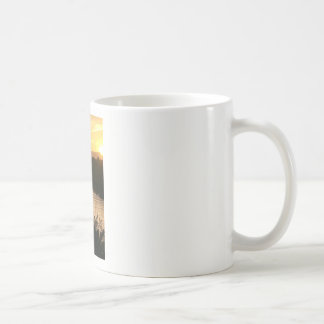 Sun in California Coffee Mug